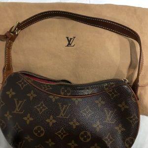 Louis Vuitton Monogram Croissant Bag